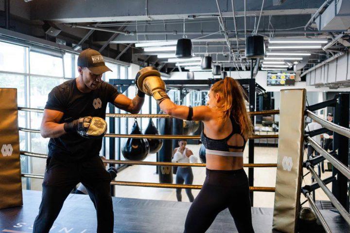 Mayweather Boxing + Fitness